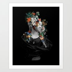 Midnight in Spring Art Print