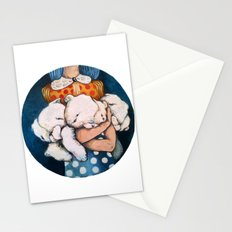 Goodnight story Stationery Cards