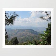 Nature, Framed Art Print