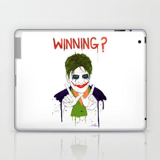 The new joker? Laptop & iPad Skin