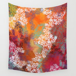 Untitled Abstract Wall Tapestry