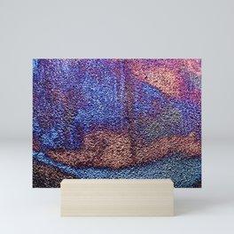Desert Oasis Sunrise Mini Art Print