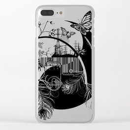 counterbalance Clear iPhone Case