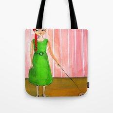 Pet slug Tote Bag