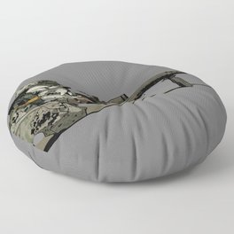 Teufelhund Floor Pillow