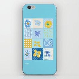 KIM'S DESIGN iPhone Skin
