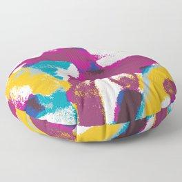 Violet Sand Floor Pillow