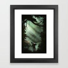 Sierra 117 Framed Art Print