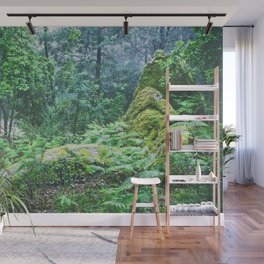 The Nature's green Wall Mural