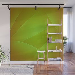 Olive, Lima & Limeade Colors Wall Mural