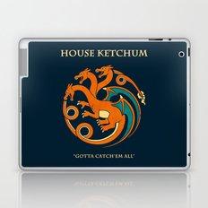 House Ketchum Laptop & iPad Skin