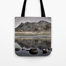 Early Morning at Blea Tarn Tote Bag