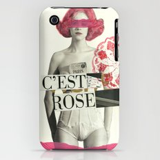c´est rose Slim Case iPhone (3g, 3gs)