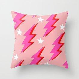 Barbie Lightning Throw Pillow
