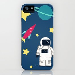 Space Objective iPhone Case