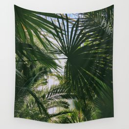 IN THE JUNGLE #1 Wall Tapestry