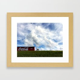 Corporate Change Agents Framed Art Print