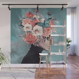 blooming 3 Wall Mural