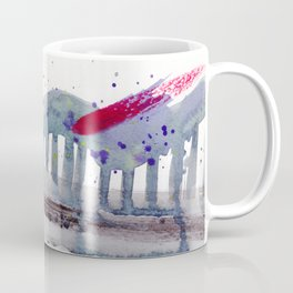 Bridge to New Coffee Mug