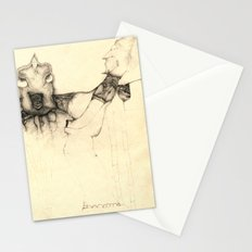 Mutant stories Stationery Cards