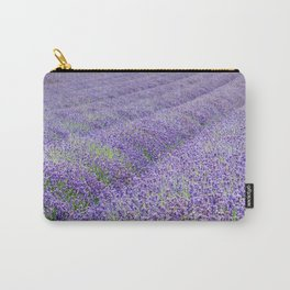 LAVENDER MOOD Carry-All Pouch