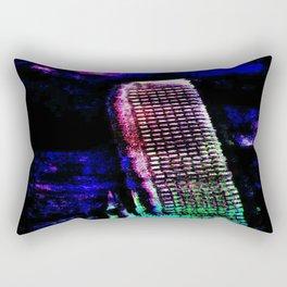 Etheric Degeneration Rectangular Pillow