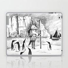 Antarctic explorer Laptop & iPad Skin