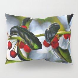 Holly Pillow Sham