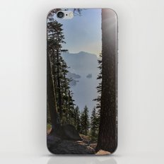 Phantom Ship Island iPhone & iPod Skin