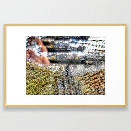 Cork//RebelCountry Framed Art Print
