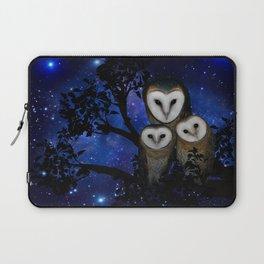 Owl Family Laptop Sleeve