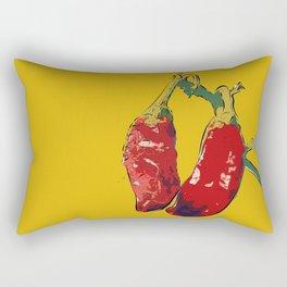 Chillis (o) Rectangular Pillow