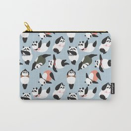 Pandas Swimmer Carry-All Pouch