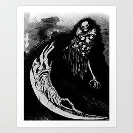 Nito Art Print