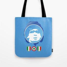 SSC Napoli Maradona Tote Bag