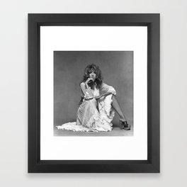 stieve vintage Framed Art Print