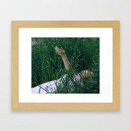 surrender Framed Art Print