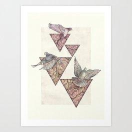 Nature Perfection Art Print