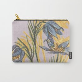 Provincial Flowers - Manitoba Carry-All Pouch