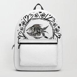 Pomfret Doodle Backpack