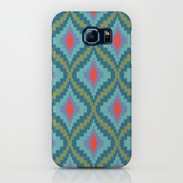 Bright Flame Bargello iPhone Case