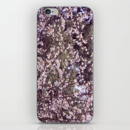 Flowers. iPhone Skin
