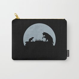 Cat And Rat Play Chess Carry-All Pouch