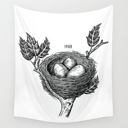 Nest Wall Tapestry