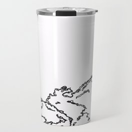 From Whence He Came Travel Mug