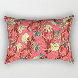 Lobster Rectangular Pillow
