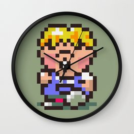 Pokey Minch - Earthbound/Mother 2 Wall Clock