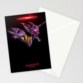 Evangelion Unit 01 - Rebuild of Evangelion 3.0 Movie Poster Stationery Cards