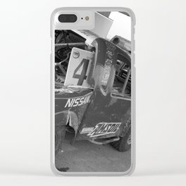 Track Noir TORC #10 Clear iPhone Case