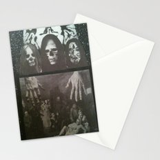 Neo Bedlam Dystopia Stationery Cards